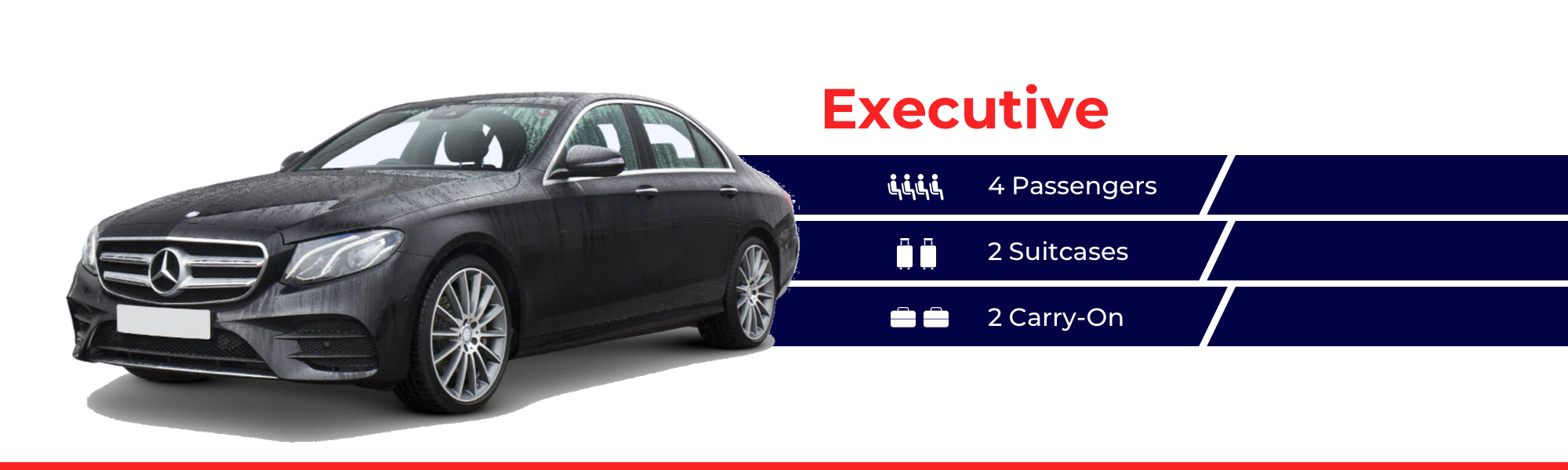 Executive Car Hire in Reading